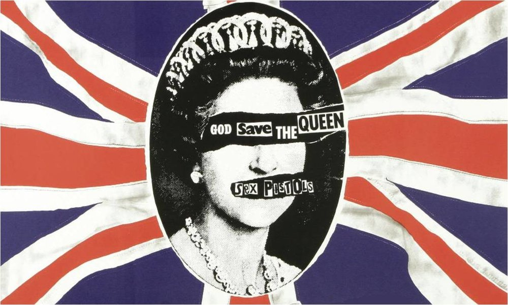 Uk punk typography - moshik nadav fashion typography