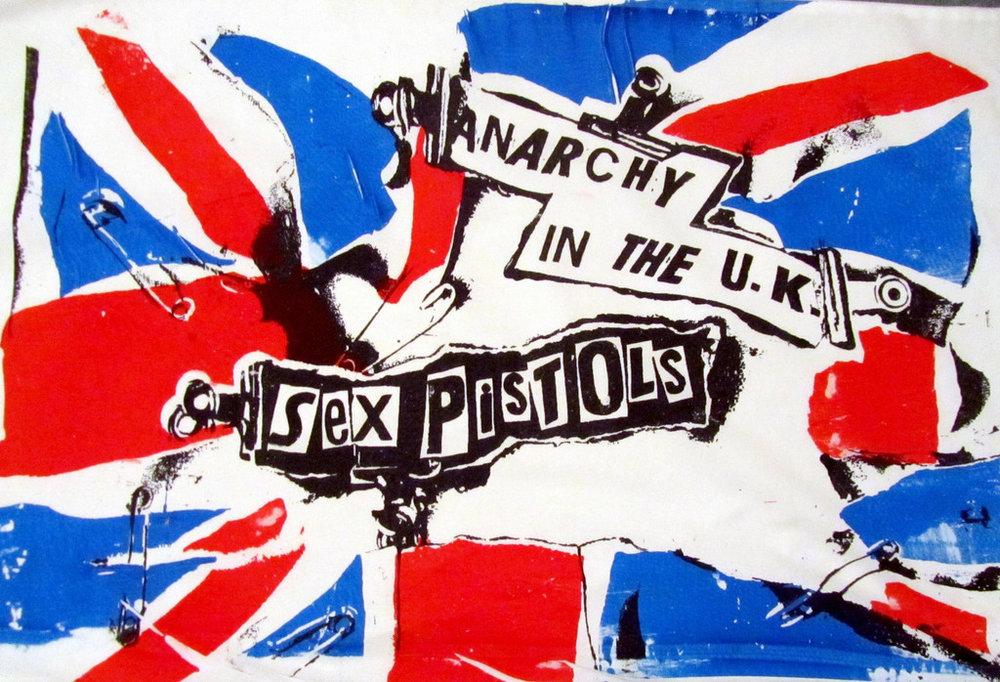 Punk typography - moshik nadav typography