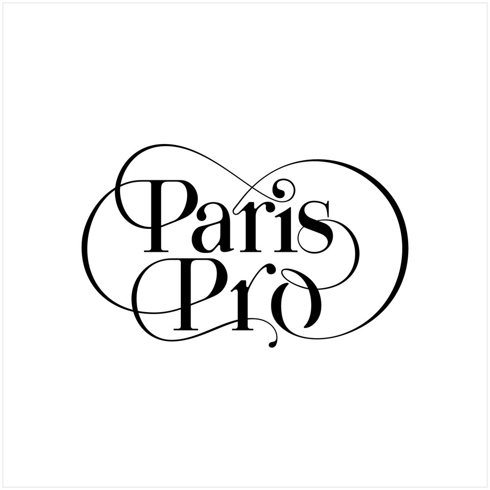 Paris Pro Typeface - Moshik Nadav Typography
