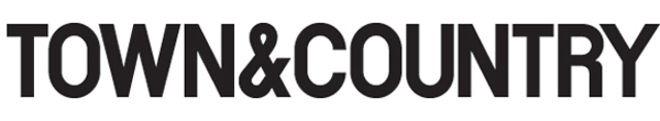 Moshik Nadav Fashion Typography - Town Country logotype