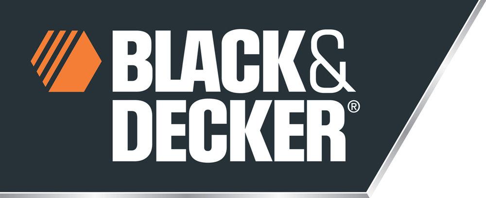 Moshik Nadav Fashion Typography - Black+Decker