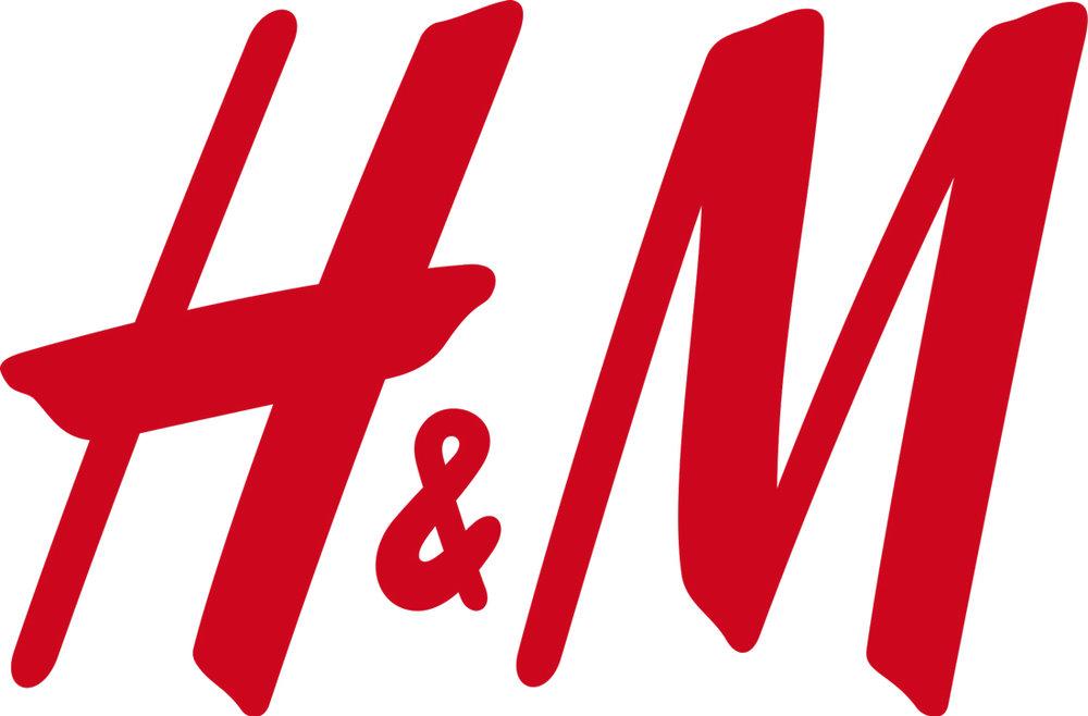 Moshik Nadav Fashion Typography - H and M logo