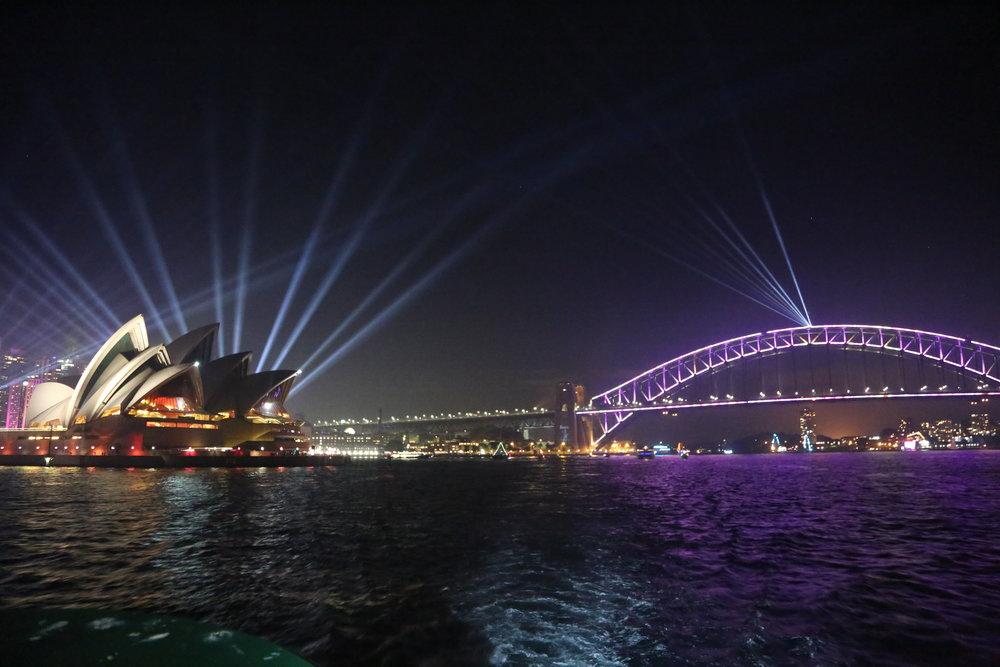 Sydney, 2018