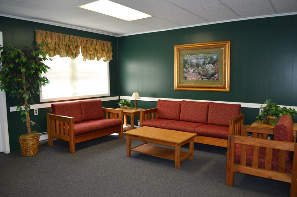 Dining Hall Lounges