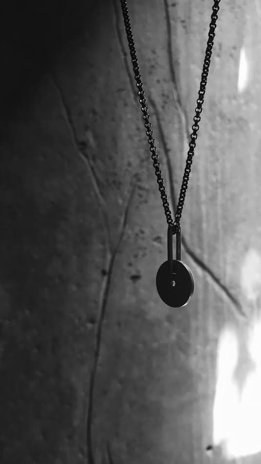 featured:  Spot On Necklace