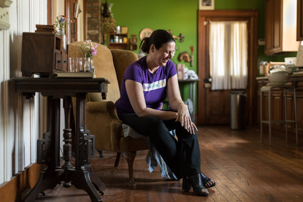 In New Orleans' Lower Ninth Ward, all homes were uninhabitable after the flooding that followed Hurricane Katrina in 2005. The displaced were largely working-class black families, some of whom had owned the title to the land since emancipation. Laura Paul, director of  lowernine.org , works to help these displaced Americans rebuild their homes, but 13 years later only around 1 in 3 have been able to return.