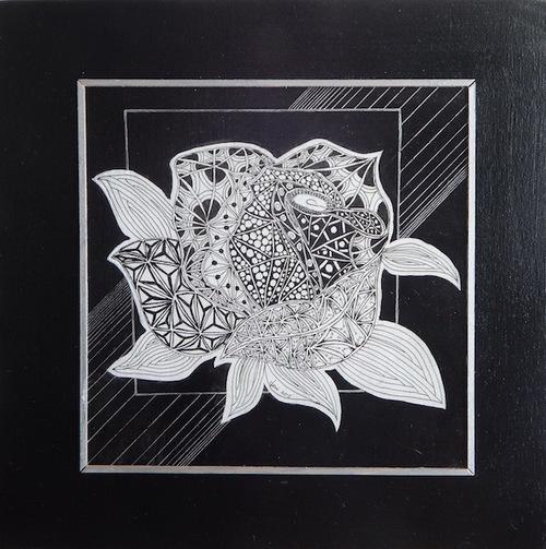 Zentangle Series Joni Toh