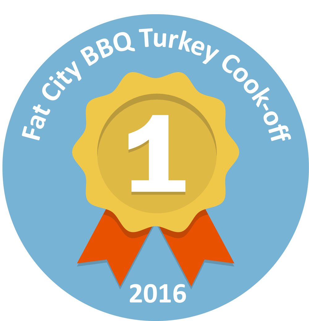 Harvest Brine Wins Cook-off! - Won Fat City Brew & BBQ's 2016 Turkey Cook-off using Harvest Brine.