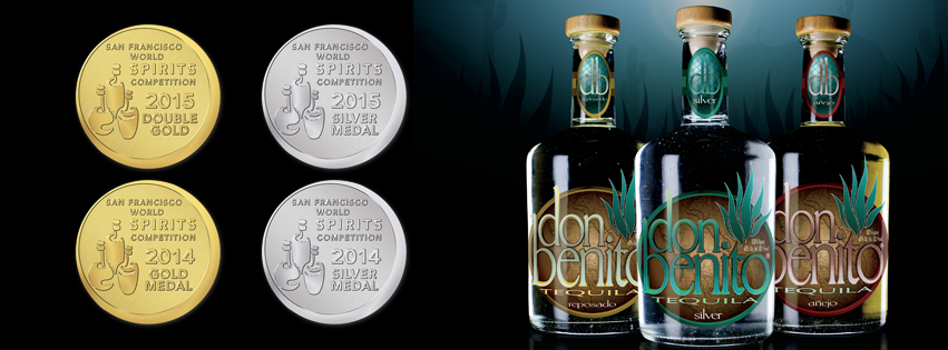 Award Winning Tequila