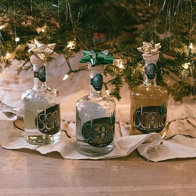 Crossing my fingers this is under the tree Christmas morning #silver #reposado #anejo #DonBenitoTequila