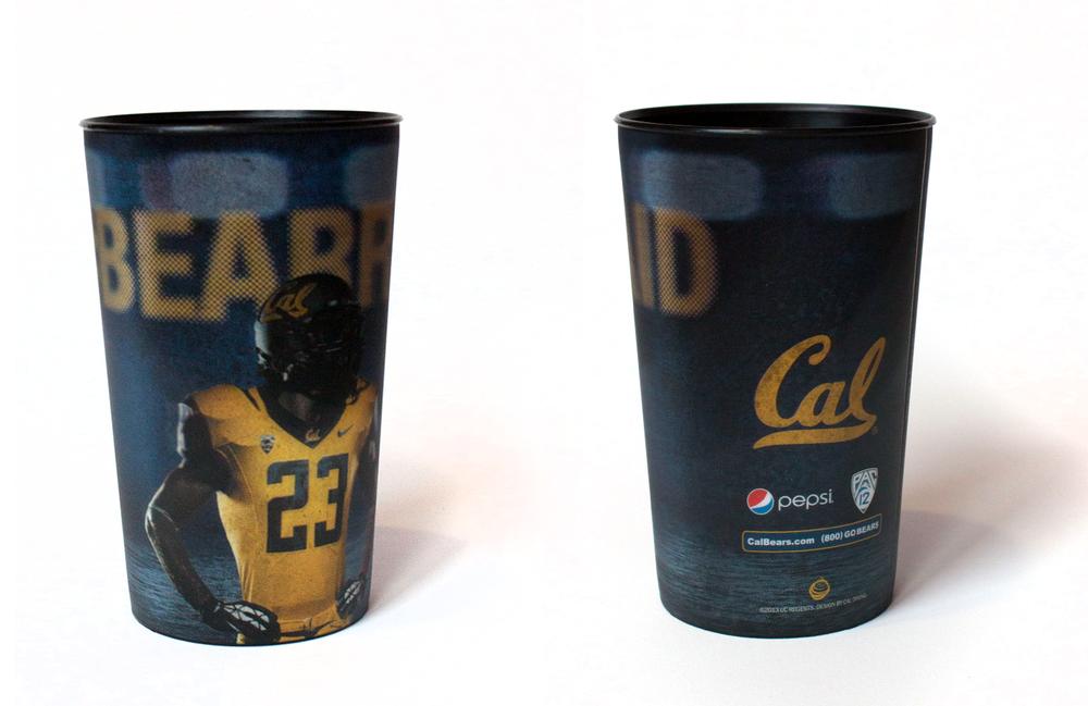 3D Bearraid Cup