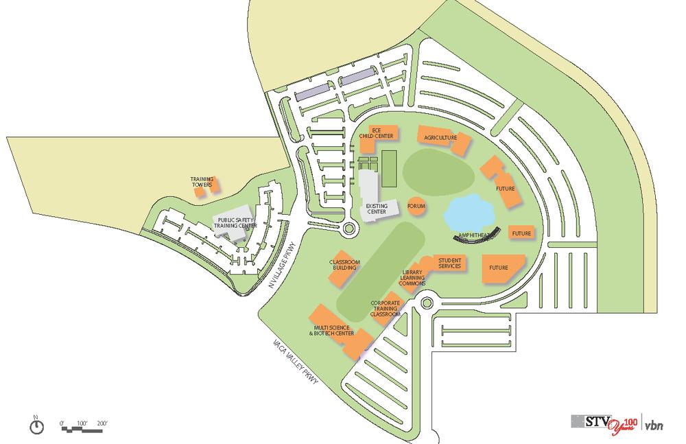 Vacaville Campus Plan