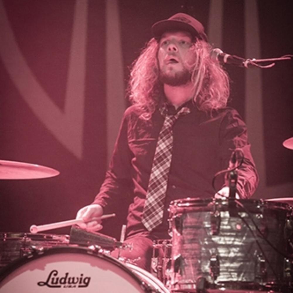GRANT GERATHY: (drummer) John Butler Trio