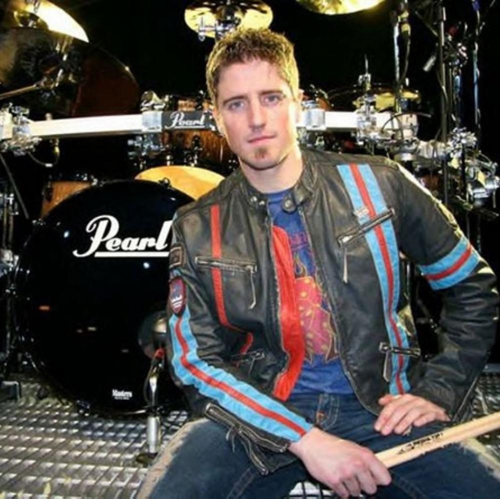 DANIEL ADAIR: (drummer) Nickelback