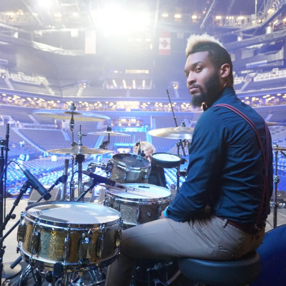 LEON KITTRELL: (drummer, musical director) TLC, Janelle Monae, Jidenna, 2 Chainz