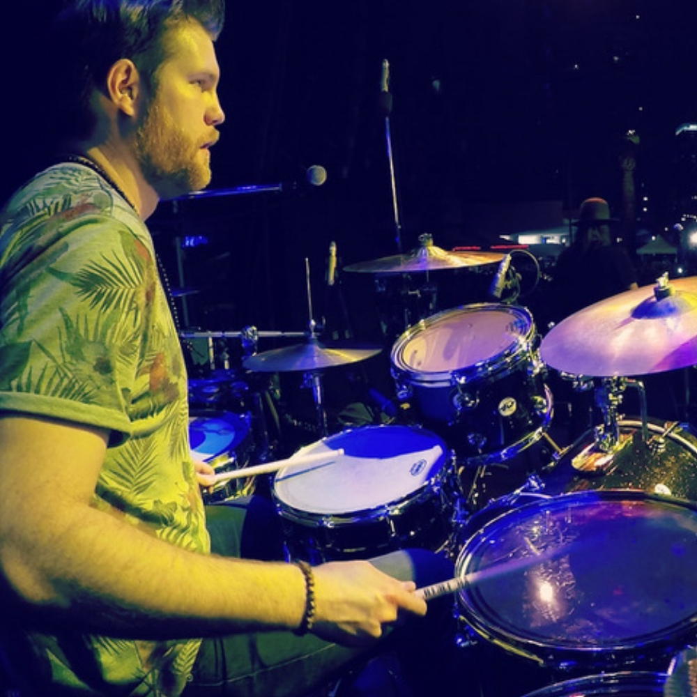 DUSTIN KOESTER: (drummer) Eric Burdon & the Animals, Johnzo West