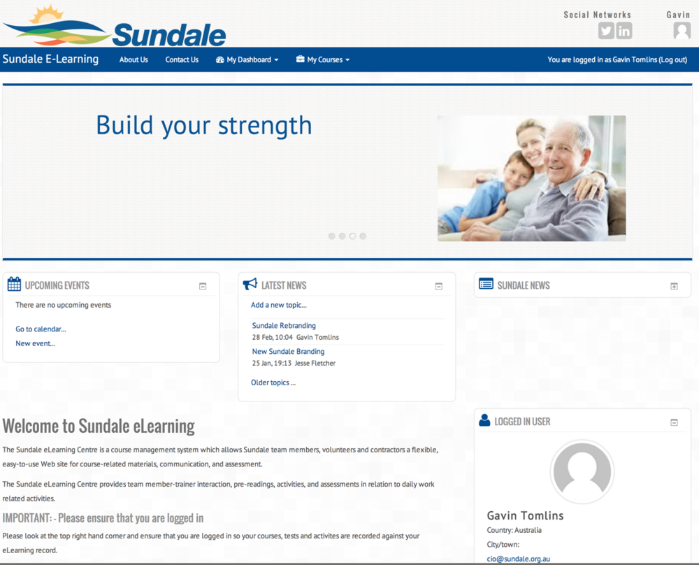 Sundale Team Member E-Learning