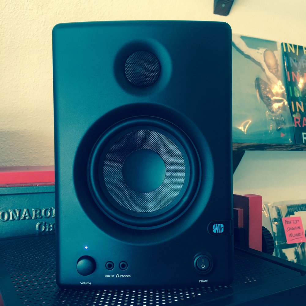 PRESONUS ERIS SERIES STUDIO MONITORS