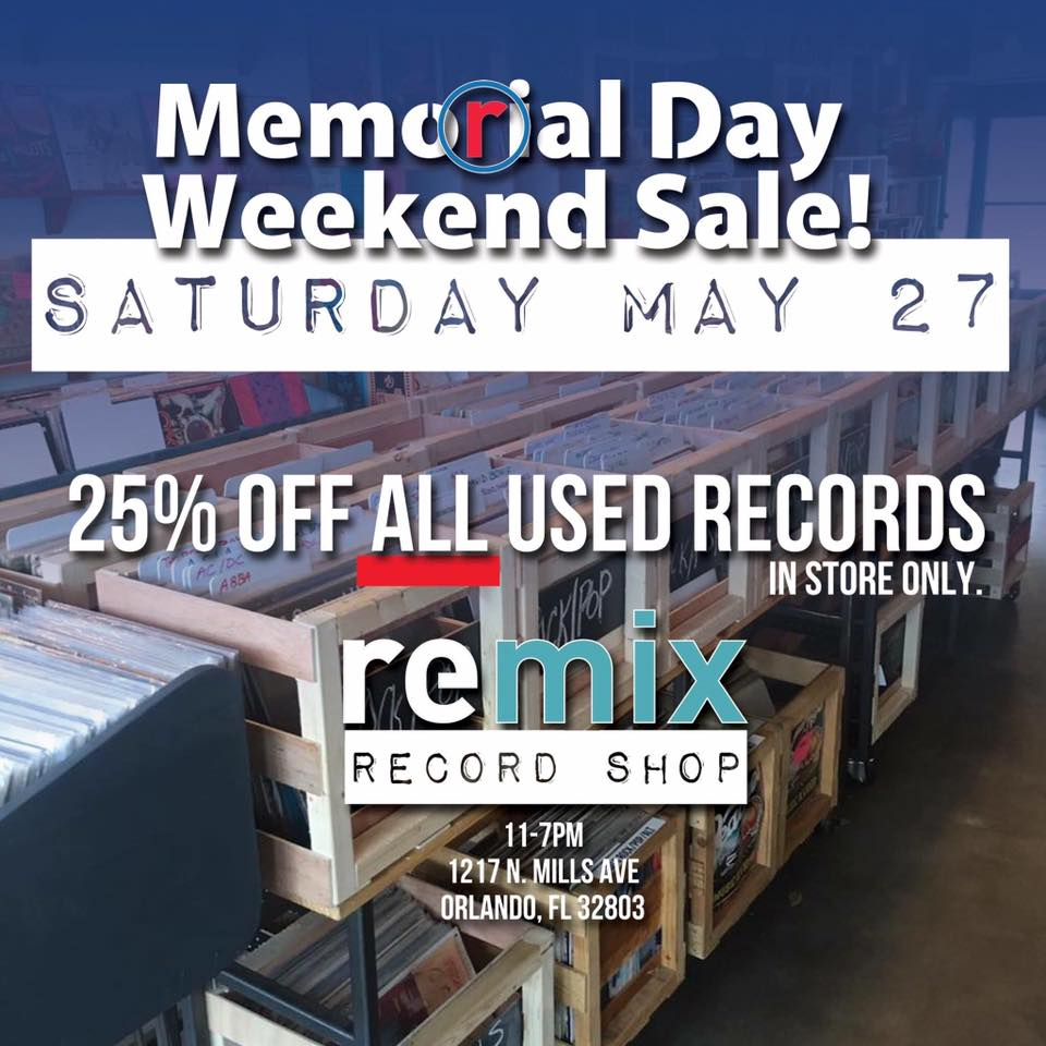 REMIX SALE!!