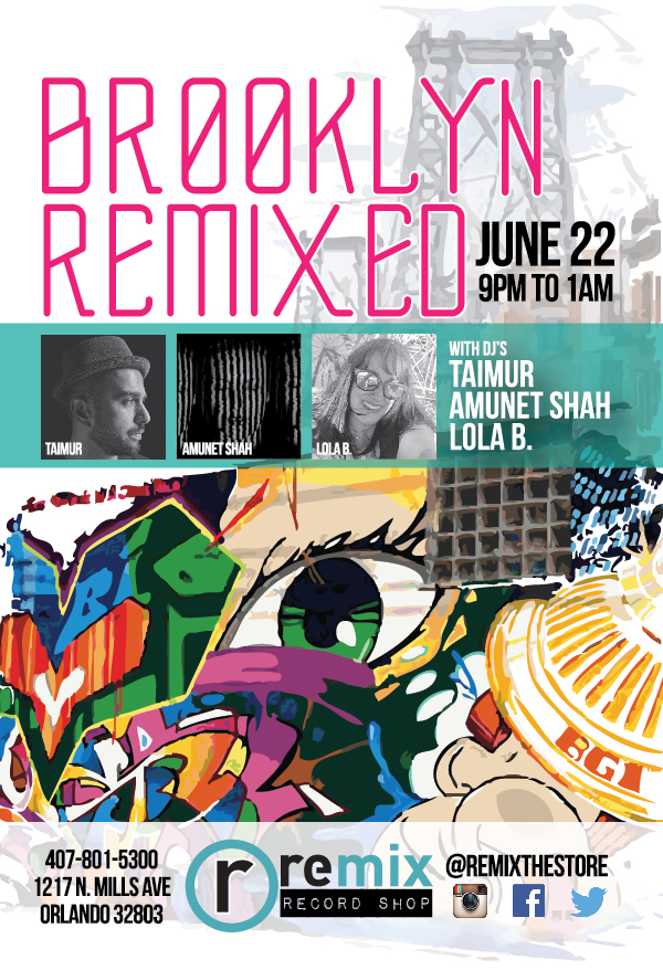 Brookyln Remixed
