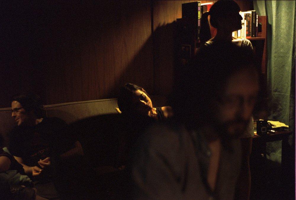 Leeann Skoda Mixing Session (Photo by Devin O'Brien)