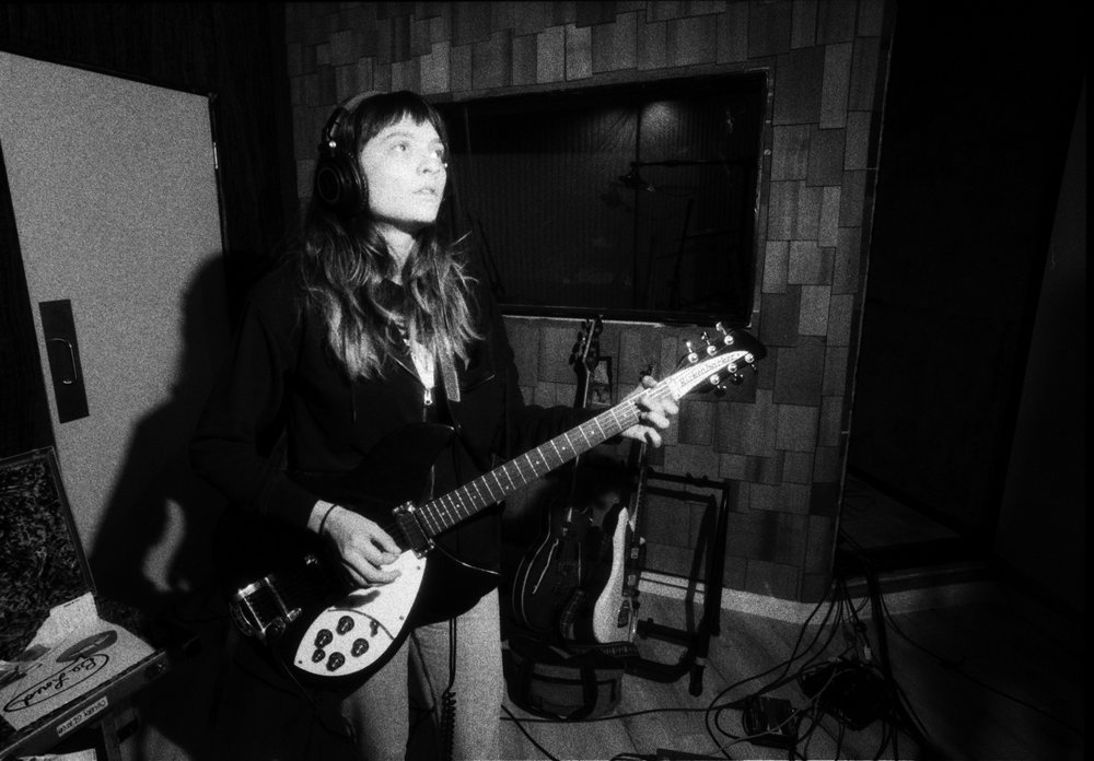 Clementine Creevy of Cherry Glazerr (Photo by Devin O'Brien)
