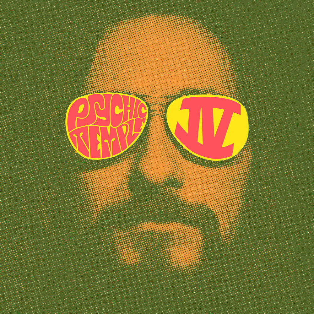 "Psychic Temple - IV   ""unclassifiable..."" -  NPR   ""a remarkable album..."" -  Aquarium Drunkard   ""masterful..."" -  Chicago Reader   ""The sound of a fantasy Los Angeles made flesh..."" -  UNCUT   Produced by  Chris Schlarb   Engineered by  Jeff Lewis  &  Devin O'Brien     ITUNES   