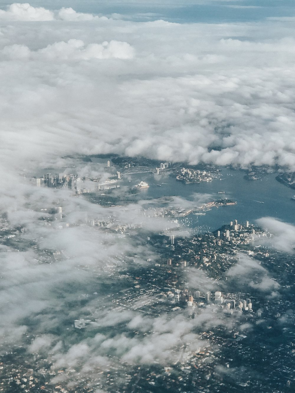 Sydney Harbor!