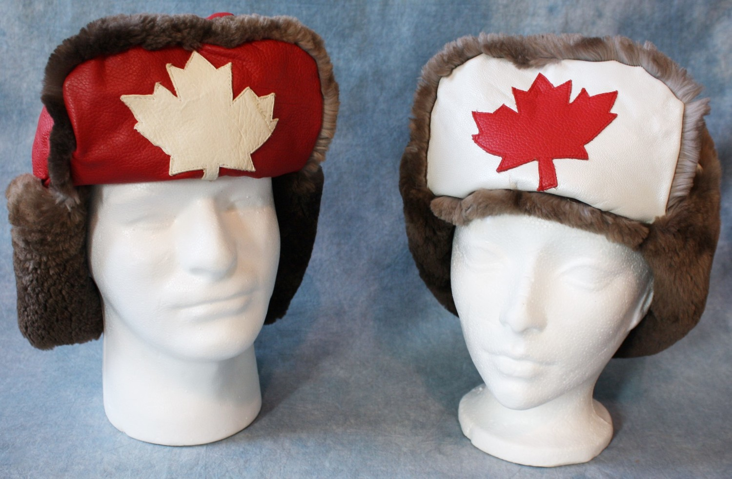 Unisex Trapper Hat - Canadian Designer Fur — Natural Canadian Fur ... 605f871d421