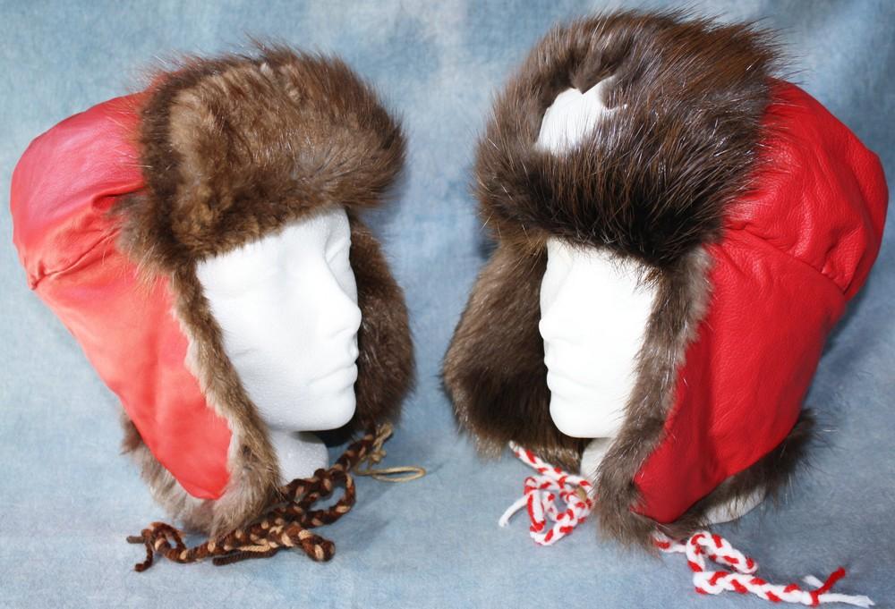 Unisex Trapper Hat - Canadian Designer Fur — Natural Canadian Fur ... 83fe871d79cf