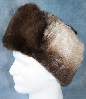 1569408d86aa6 Men s Otter Trapper Hat. 525.00. IMG 6144.JPG. Men s Gauntlet - Natural  Beaver. from 295.00. IMG 6137.JPG. Unisex Trapper Hat - Canadian Designer  Fur