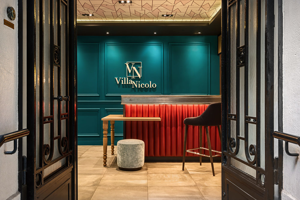 Architecture intérieure - Agence Damien Carreres