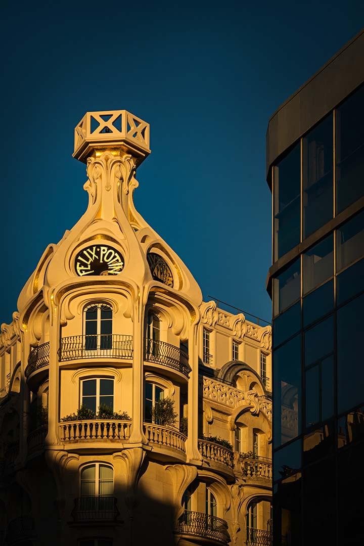 Rénovation 140 rue de Rennes, Paris Architecte: Atelier Dorique