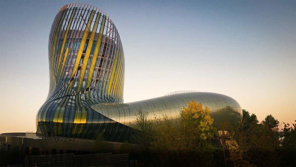 La Cité du Vin  , Bordeaux