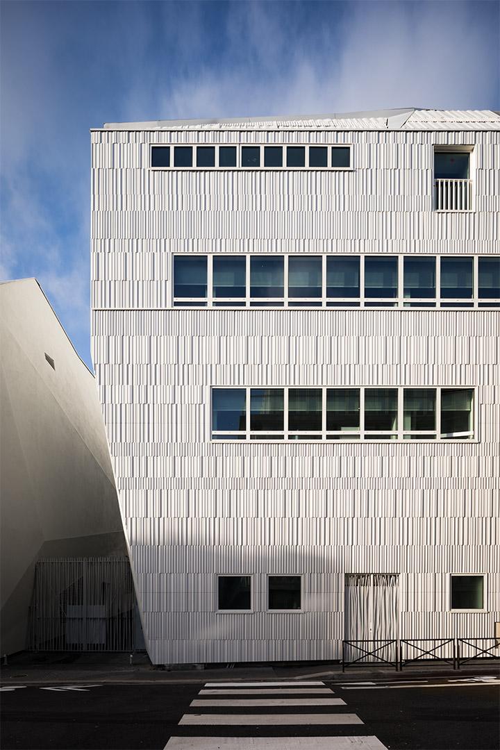 Métra + Associés Architectes