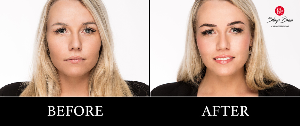 how to make eyebrow microblading not bleed
