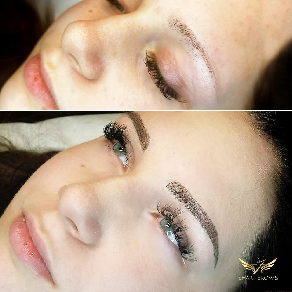Light microblading - With Light microblading you are able to achieve the most natural look.