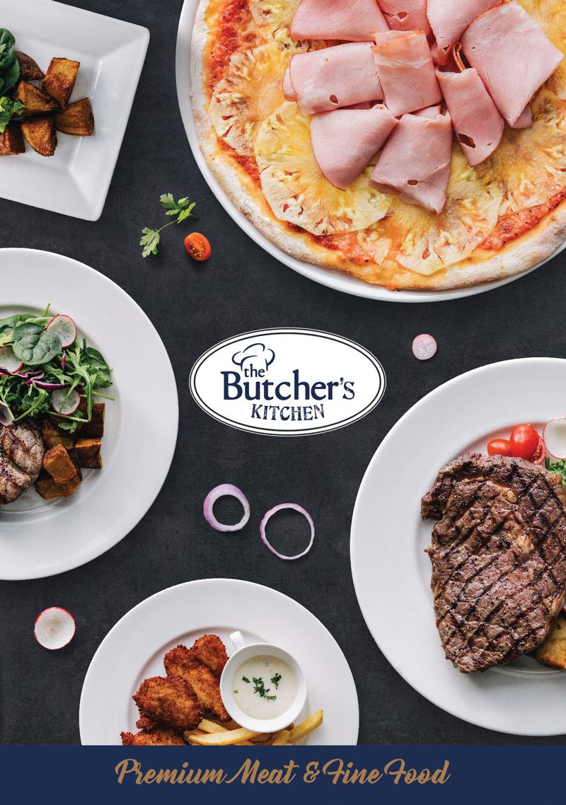 OIE! - Butcher's Menu Design