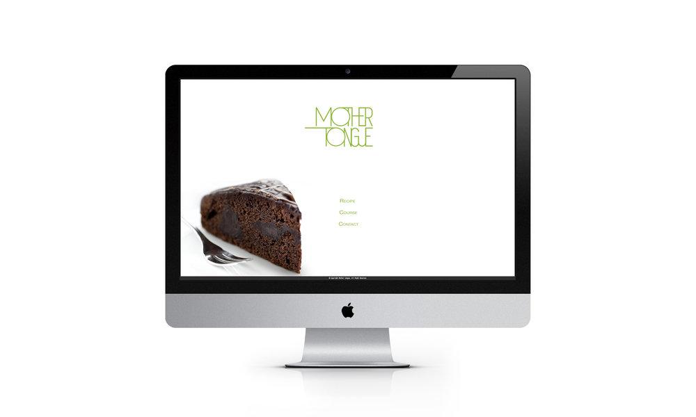 OIE! - Mother Tongue Web Design