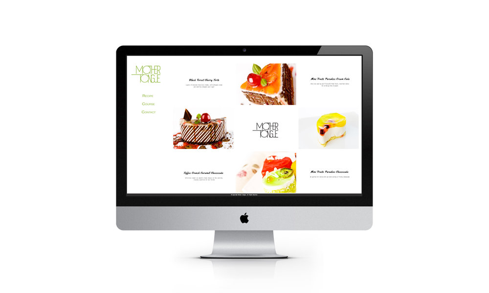 OIE! - Mother Tongue Web Design 2