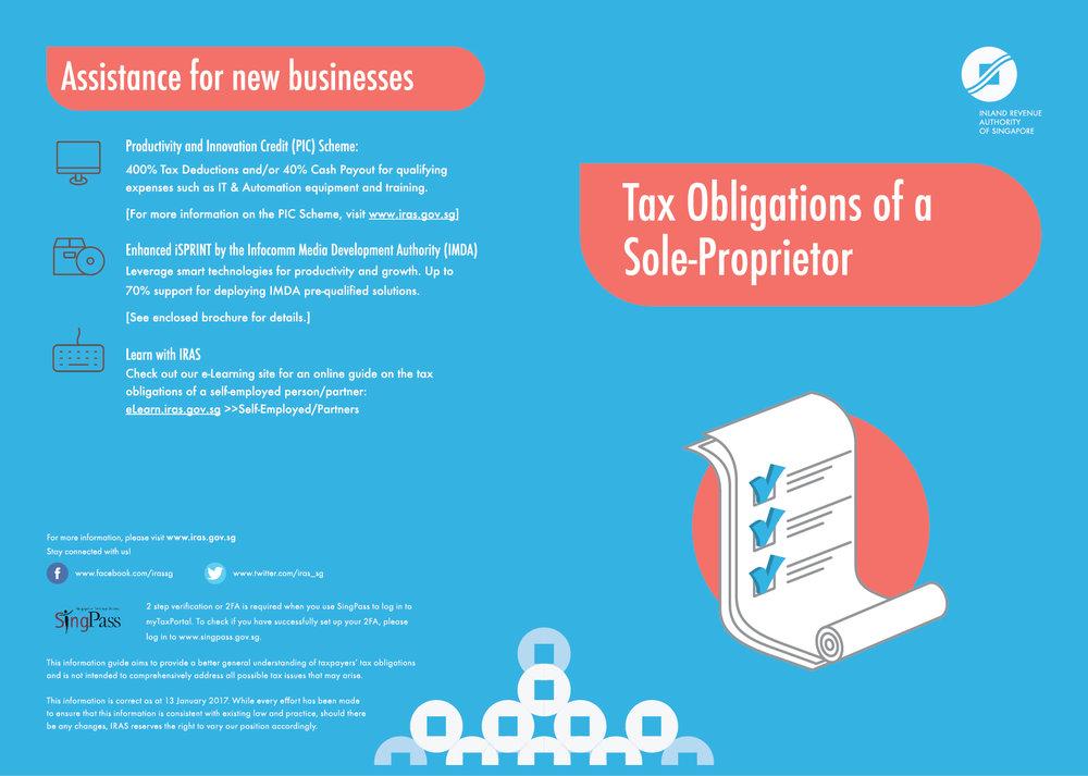 OIE! - IRAS Infographic Design 3