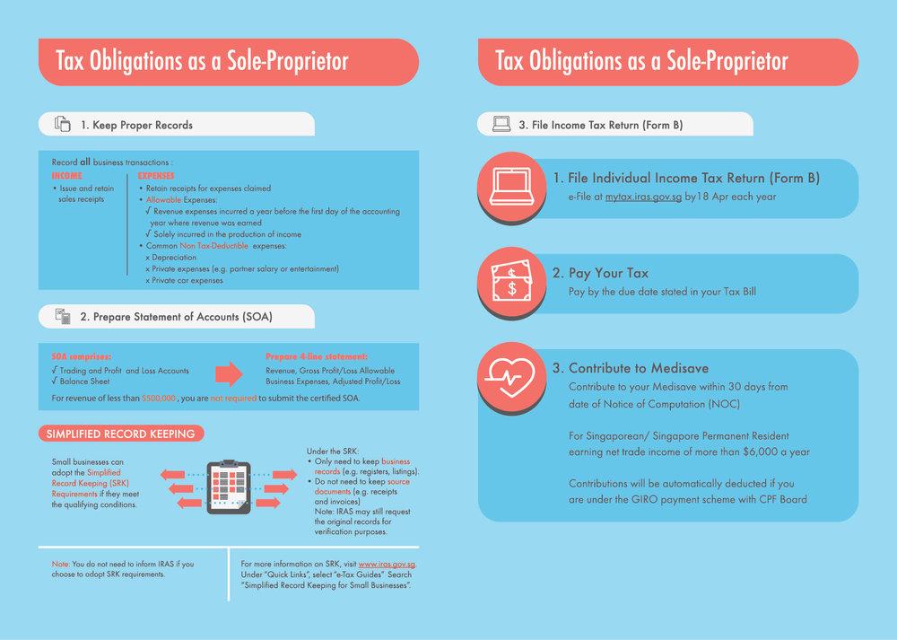 OIE! - IRAS Infographic Design 4