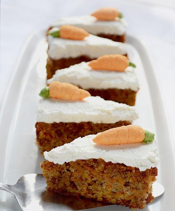 CARROT CAKE INDIVIDUAL