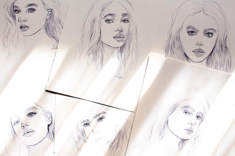 Drawings 21, 22, 23, 24, 25 & 26