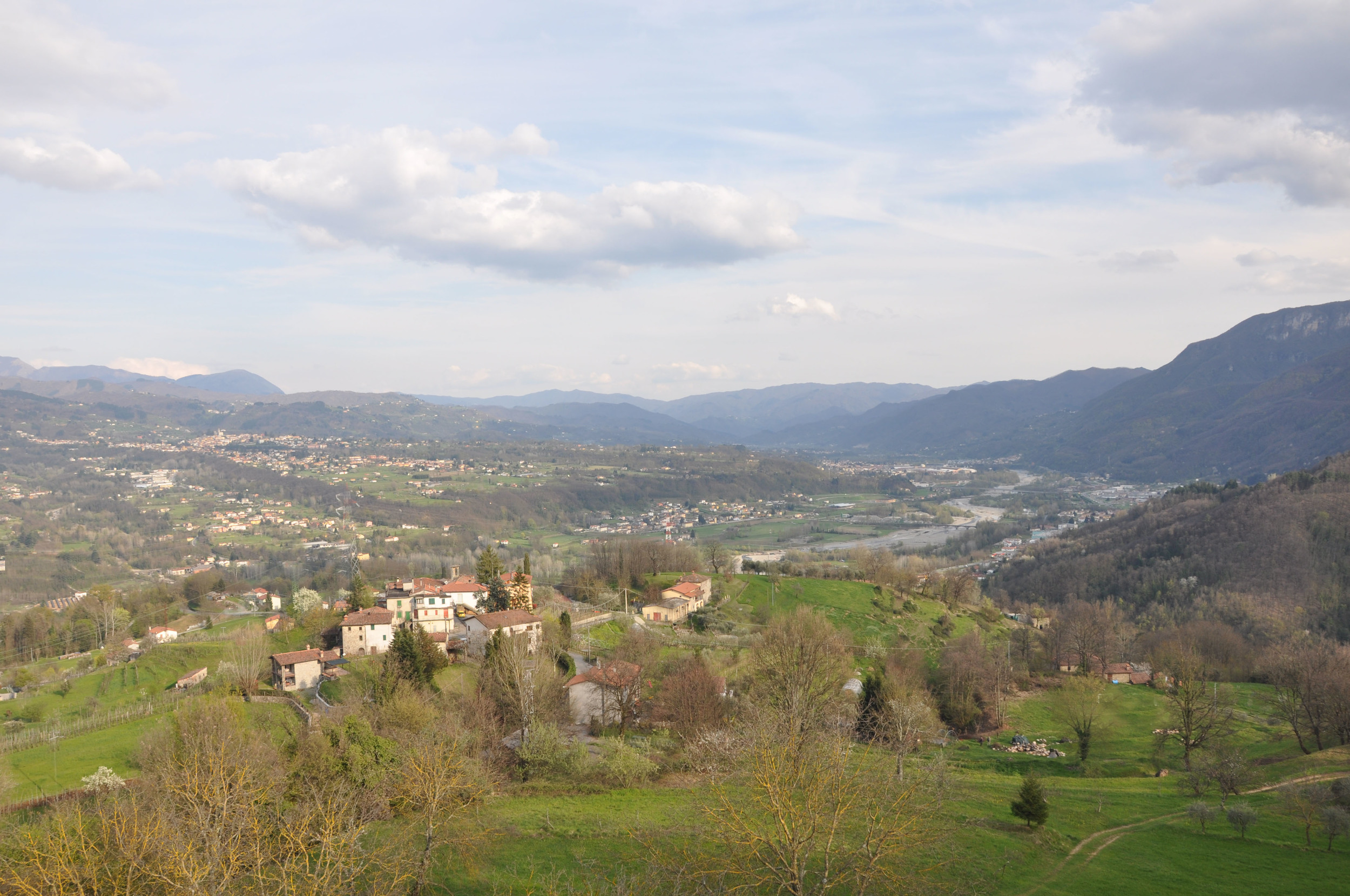 Serchio Valley