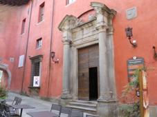 Ariostos Seat in Castelnuovo