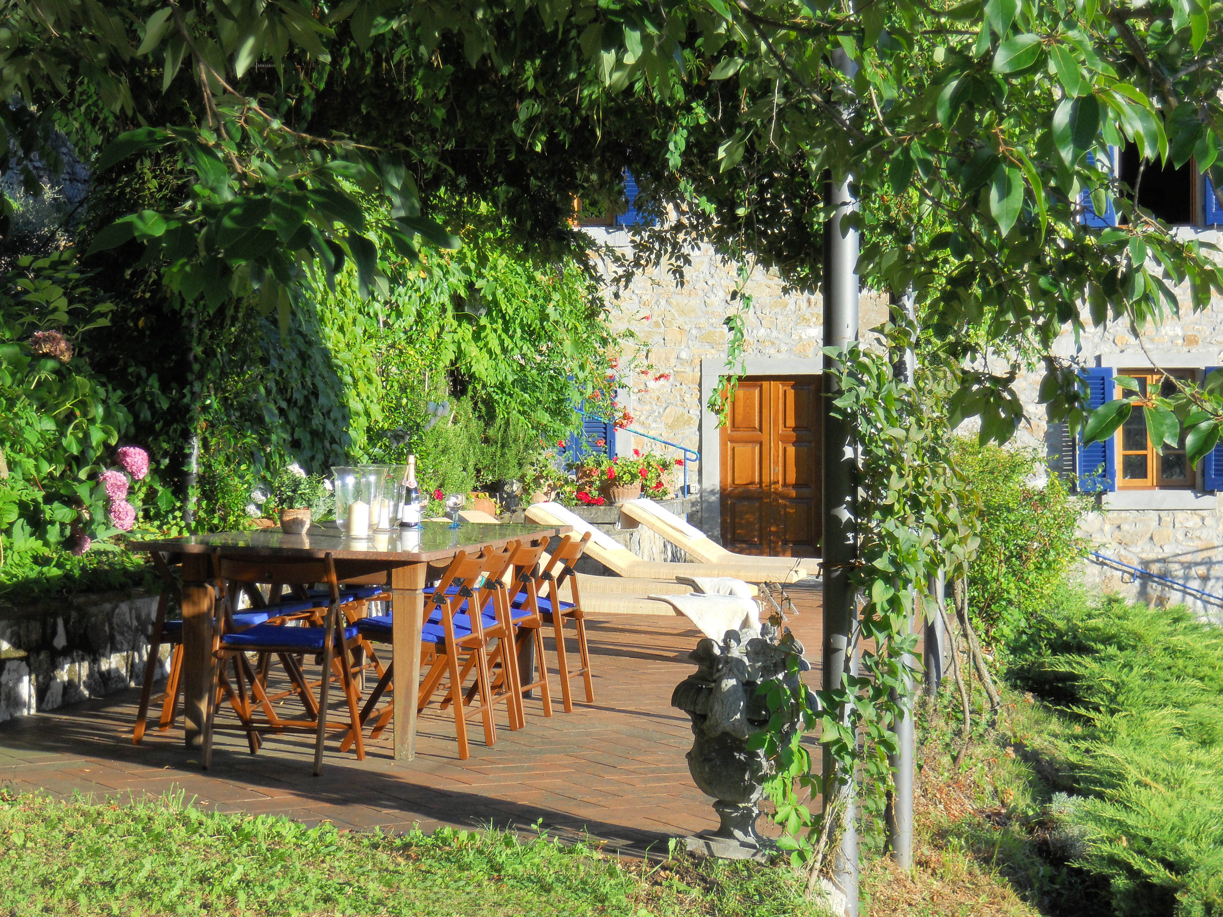 LA COLLINA DEL SOLE SideTerrace