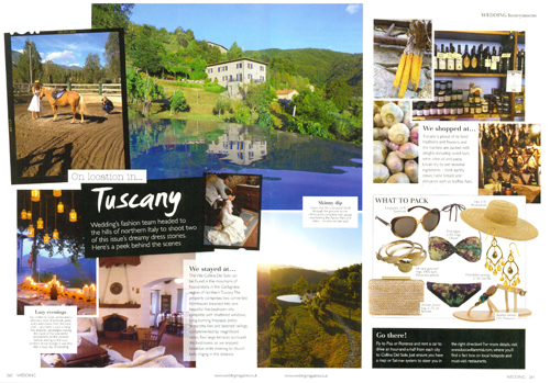 Villa Collina Del Sole WED Mag Full Article. WEBSITE