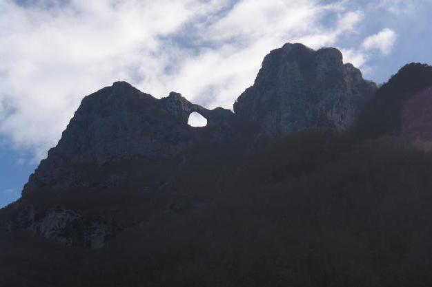 Monte Forato 2