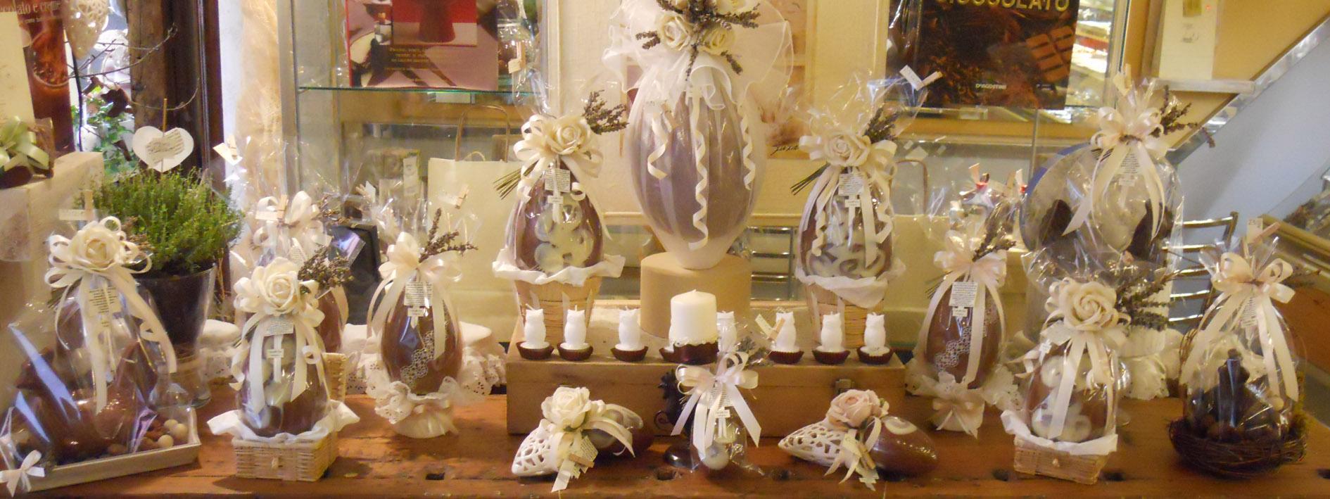 Easter Eggs Fronte della Rocca